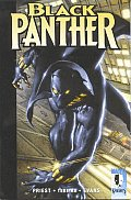 Black Panther #01: The Client by Christopher Priest