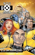 New X-Men #01: E is for Extinction