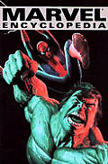 Marvel Encyclopedia Volume 1 Cover