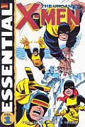 Essential Uncanny X Men 01