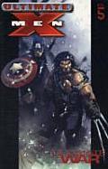 Ultimate X-Men #05: Ultimate War