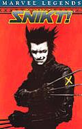 Snikt Wolverine 5