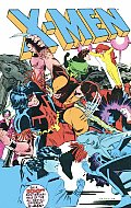 Essential X-Men #05 by Chris Claremont