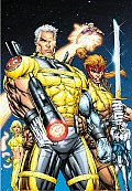 X Force & Cable Volume 1 The Legend Returns