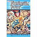 Visionaries John Byrne 02 Fantastic Four