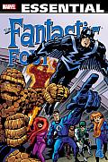 Essential Fantastic Four Volume 4