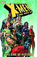 Uncanny X-Men: The New Age #01: The End of History