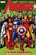 Living Legends Avengers