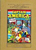 Marvel Masterworks Golden Age Captain America