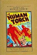 Marvel Masterworks Golden Age Human Torch