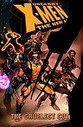 Uncanny X-Men - The New Age Volume 2: The Cruelest Cut Tpb