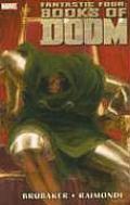 Books Of Doom Fantastic Four