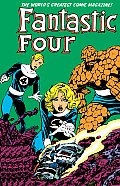 Fantastic Four Visionaries John Byrne Volume 4