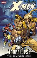Complete Age Of Apocalypse Epic 1 X Men