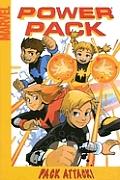 Marvel Power Pack Pack Attack