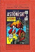 Tales To Astonish Marvel Masterworks 1