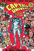 Captain Universe Universal Heroes