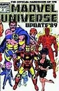 Official Handbook of the Marvel Universe Update 89 Essential 01