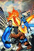 Fantastic Four Volume 3 Cover