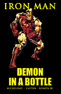 Iron Man: Demon In A Bottle  by David Michelinie