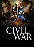 Civil War: Fantastic 4 by J. Michael Straczynski and Dwayne McDuffie and Mike McKone