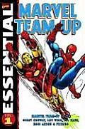 Essential Marvel Team Up 1