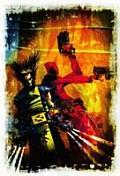 Deadpool Vs The Marvel Universe