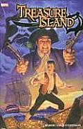 Marvel Illustrated Treasure Island