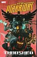 New Warriors Volume 2 Thrashed
