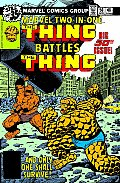 Essential Marvel Two In One Volume 2 Presents the Thing