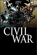 Civil War: Captain America Cover