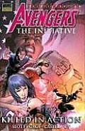 Avengers the Initiative Killed in Action Volume 2