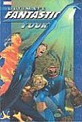 Ultimate Fantastic Four Volume 4