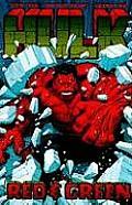 Hulk Volume 2 Red & Green