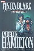 Anita Blake Vampire Hunter #02 The First Death by Laurell K Hamilton