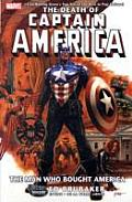 The Death of Captain America, Volume 3: The Man Who Bought America Cover