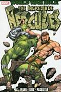 Hulk WWH Incredible Hercules