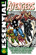 Avengers Essential 06