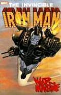 War Machine Iron Man