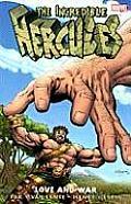 Love & War Incredible Hercules