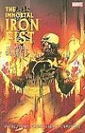 Immortal Iron Fist Volume 4 The Mortal Iron Fist