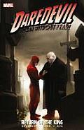Daredevil Return Of The King