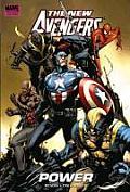 New Avengers Power