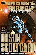 Enders Shadow Battle School
