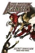 Mighty Avengers 04 Secret Invasion Book 2