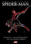 The Amazing Spider-Man, Volume 1 (Marvel Masterworks) Cover