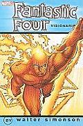 Fantastic Four Visionaries: Walter Simonson Volume 3 Tpb by Walter Simonson