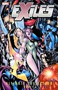 Exiles Ultimate Collection Book 1