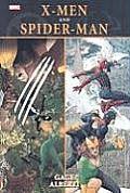 X Men & Spider Man