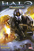 Helljumper (Halo) Cover